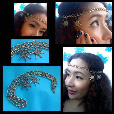 Hey Jow x Kate Was Here Collection: Beach-fest Item: Mane Attraction 06 Price: P1,100